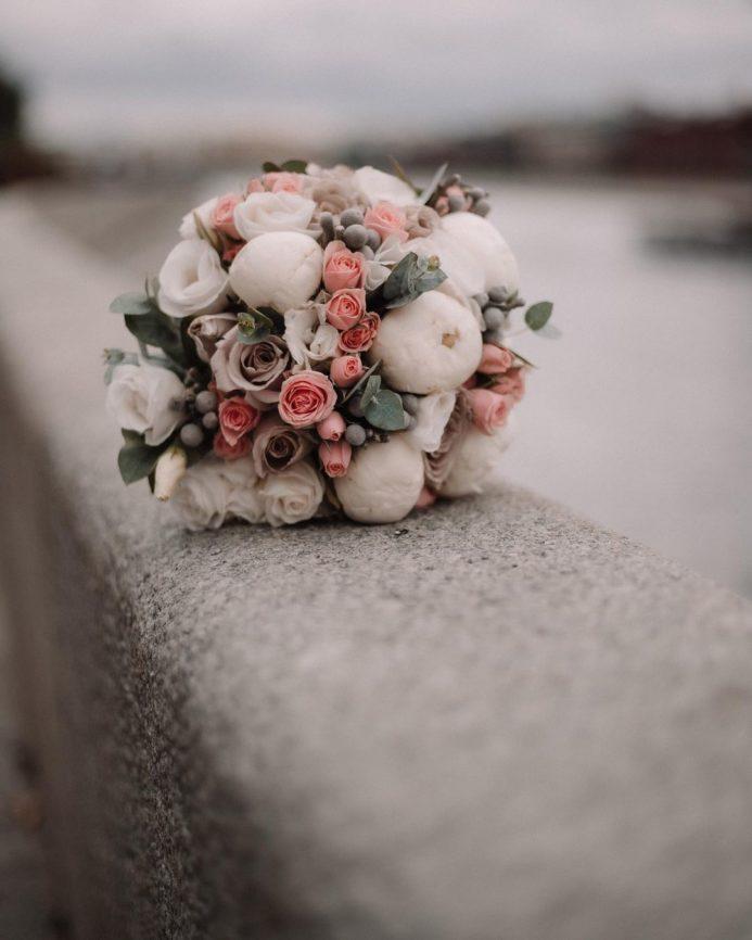Букет невесты «Нежный»