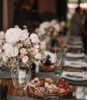 Композиция на праздничный стол Romance