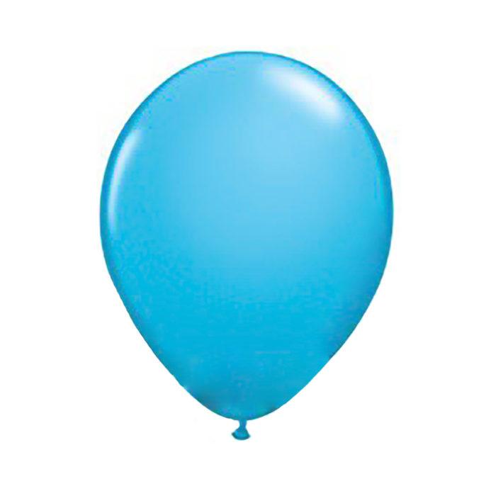 Классический латексный шар с гелием — 70 рублей.