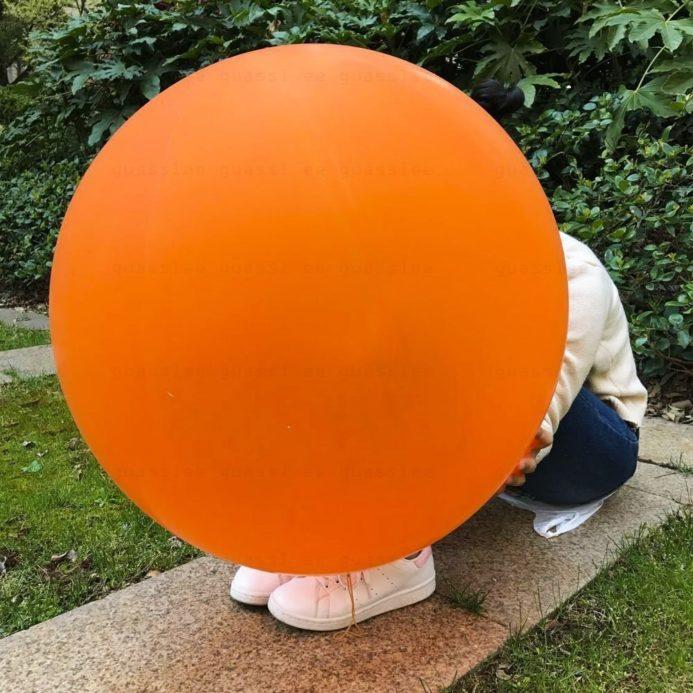 Метровые шары — от 1500 рублей